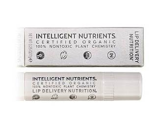 Certified Organic – Lip Delivery Nutrition by Intelligent Nutrients
