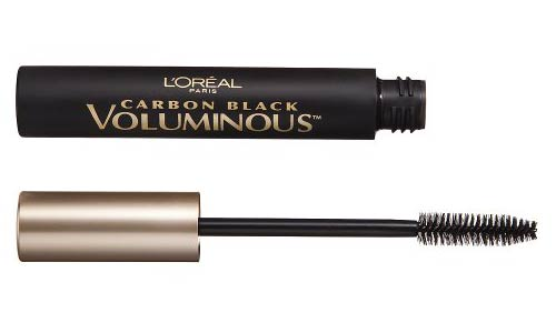 Voluminous Mascara in Carbon Black by L'oreal