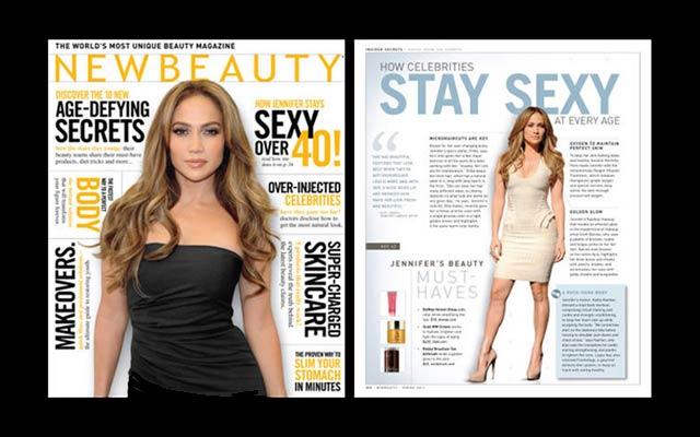 Jennifer Lopez's Beauty Secret – WW Cream by 3LAB