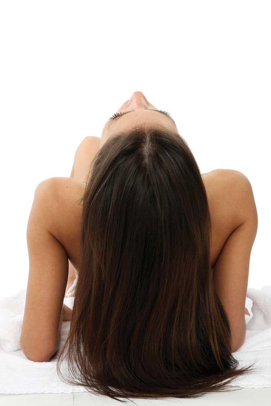 Фото девушек со спины без брюнетки