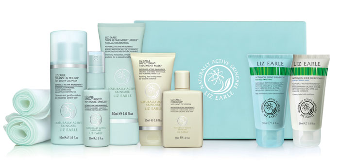 Great Skin Fast – Liz Earle's Cleanse & Polish Hot Cloth Cleanser