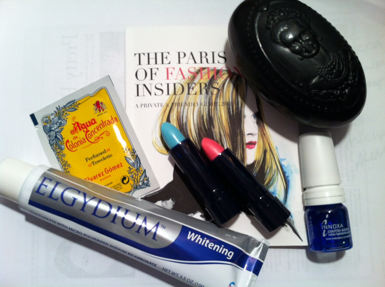 The Stock List – My Beauty Stash For Beauty Culture