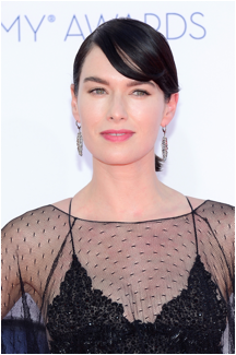 Lena Headey for the 2012 Emmys & Leonor Greyl