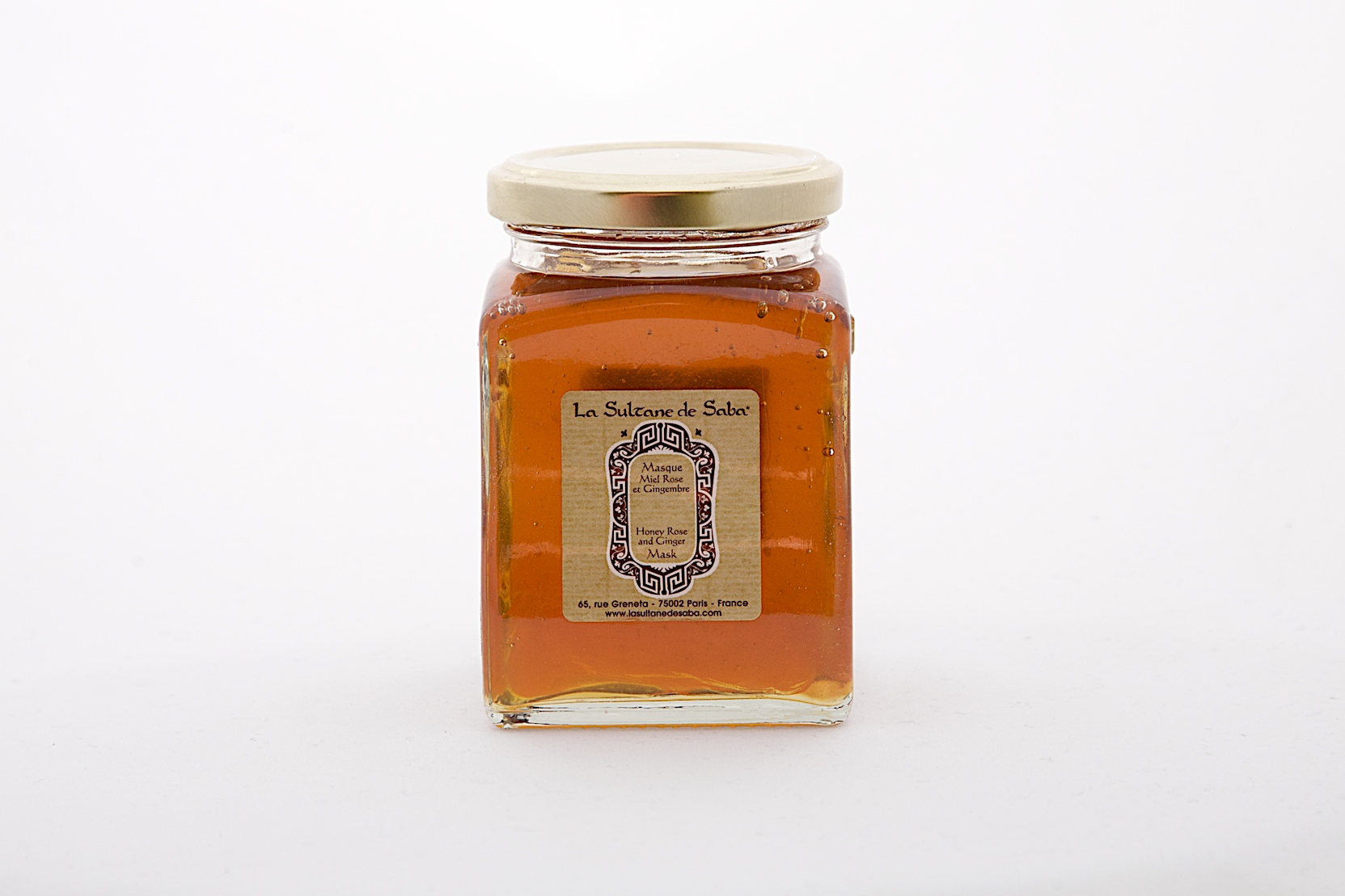 Indulging in Honey – La Sultane de Saba