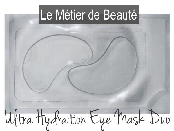 Quick Beauty Fixes for Tired Eyes –  The Ultra Hydration Eye Mask by Le Métier De Beaute