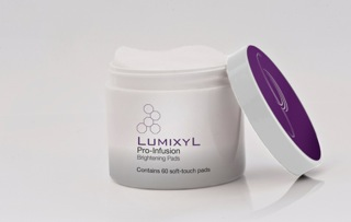 Help for Brighter Looking Skin – New Lumixyl Topical Brightening Pads