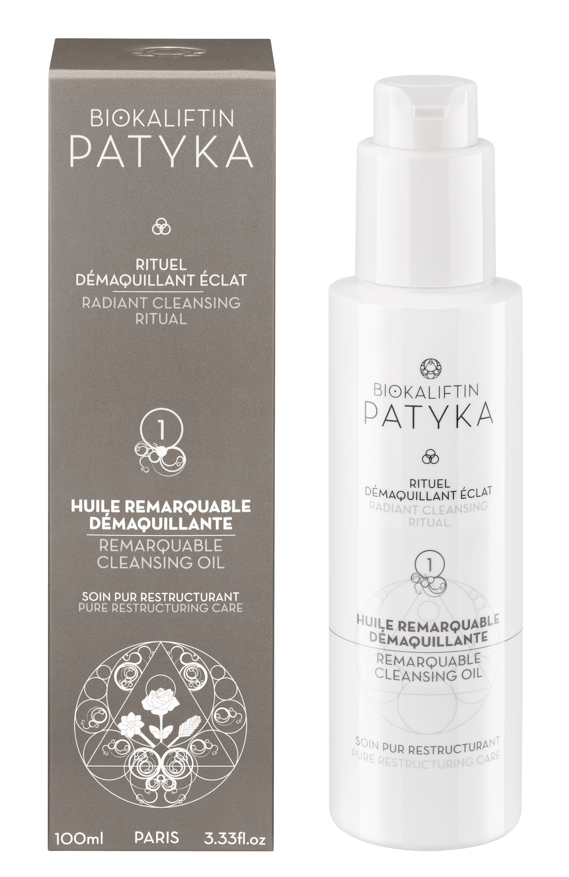 Hydrating the Skin Before Cleansing – New Remarquable Cleansing Oil by Patyka