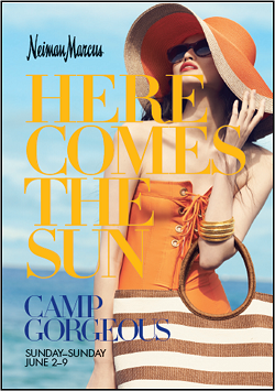 Beauty Camp Has Never Been So Gorgeous! June 2- June 9