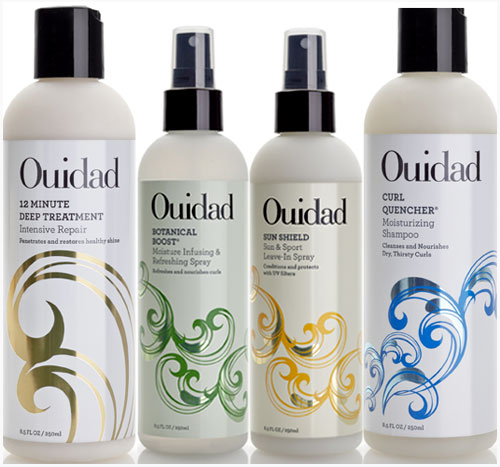 New Color Sense by Ouidad –  For Gorgeous Curls with Color