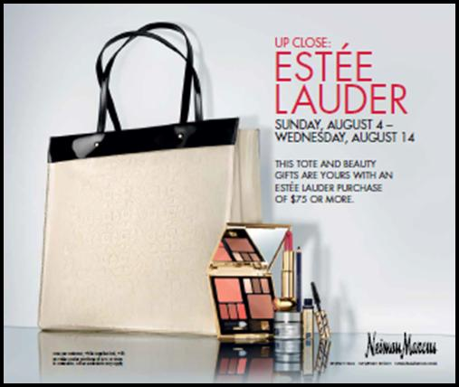The Estee Lauder Beauty Event August 4th – 14th