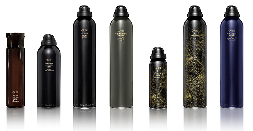 Styling The Hair of Your Dreams With Oribe