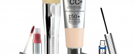 "CC Your Way to Beauty with ""IT"" Cosmetics – March 10th on QVC"