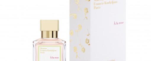 Body Indulgences with A La Rose by Maison Francis Kurkdjian
