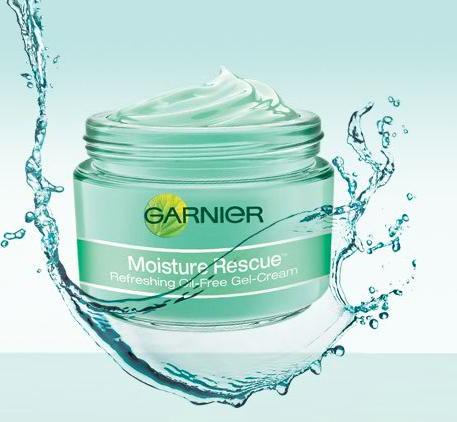 Moisture Rescue Refreshing Gel-Cream by Garnier Nutritioniste