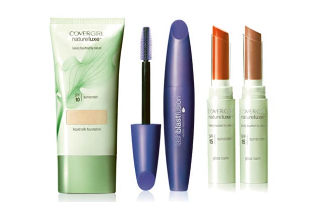 Natural Beauty This Summer with COVERGIRL NatureLuxe and LashBlast