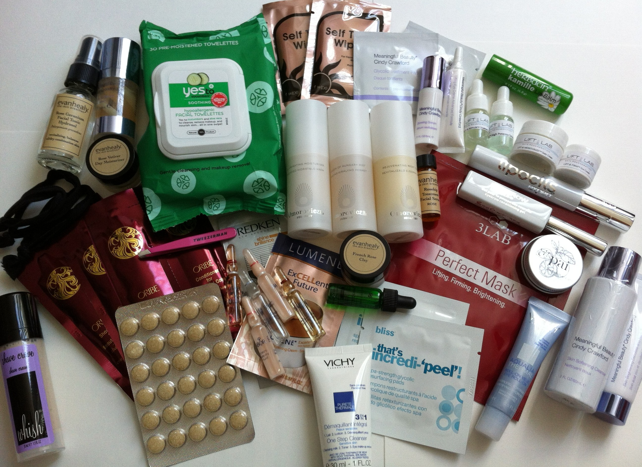 Recommend Beauty Essentials for The World Traveler