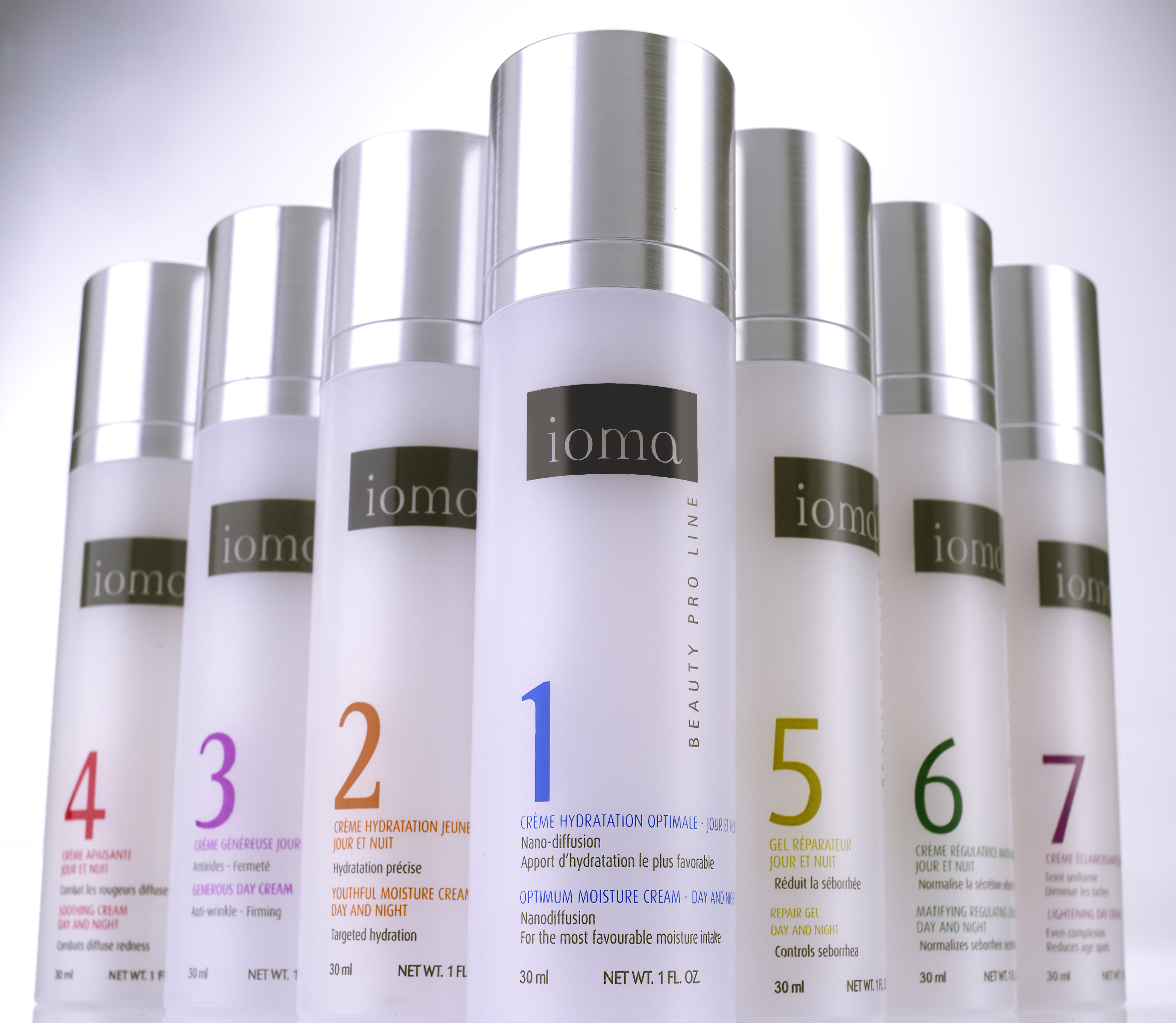 Customized Skincare that Corrects Individual Imperfections – IOMA Paris