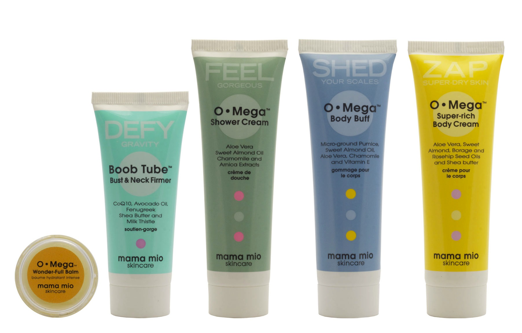 Go Ahead and Defy Gravity with Boob Tube Bust & Neck Firmer by Mama Mio