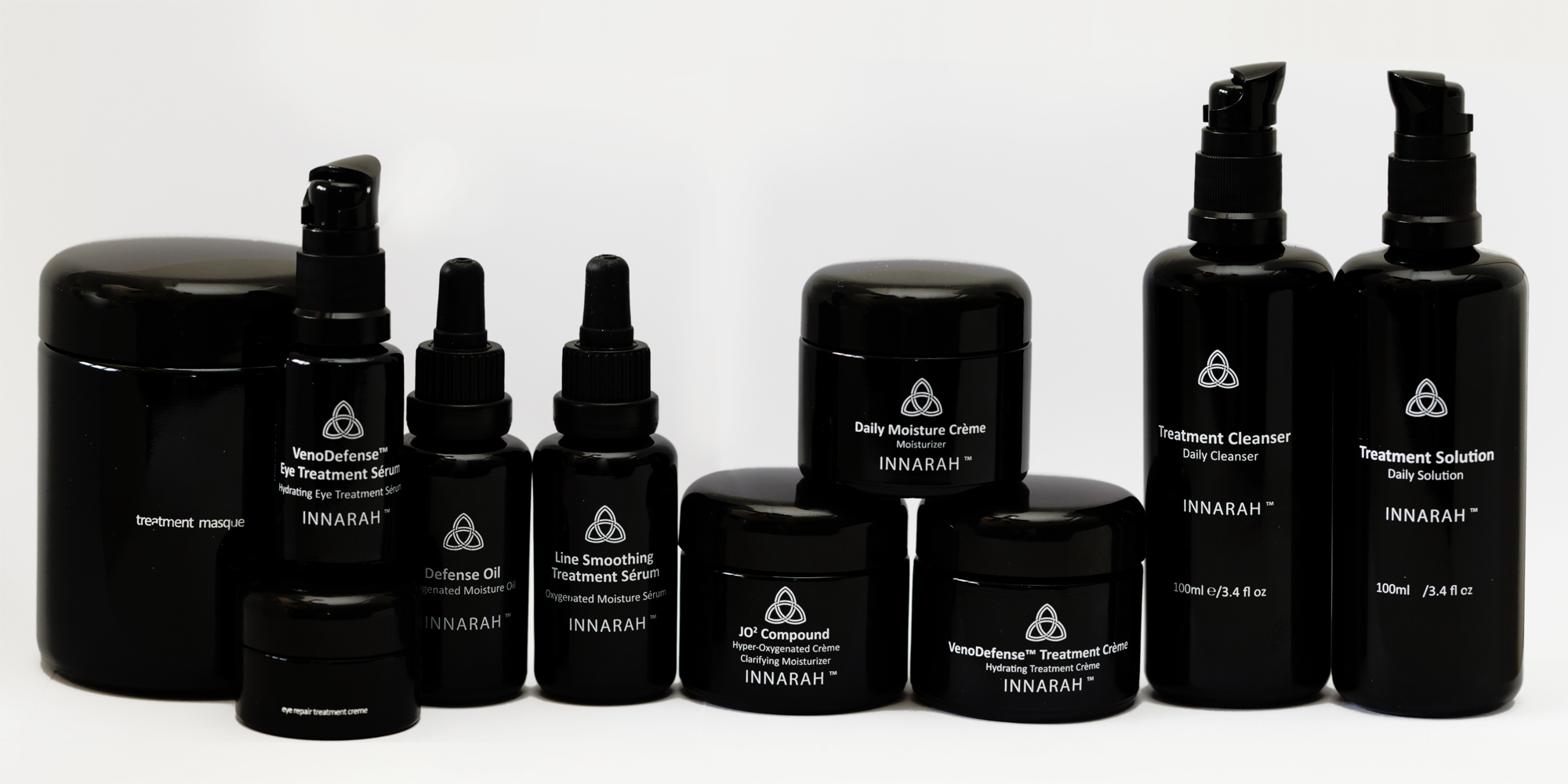 The World's Best Toner, Ever – The Treatment Solution by Innarah