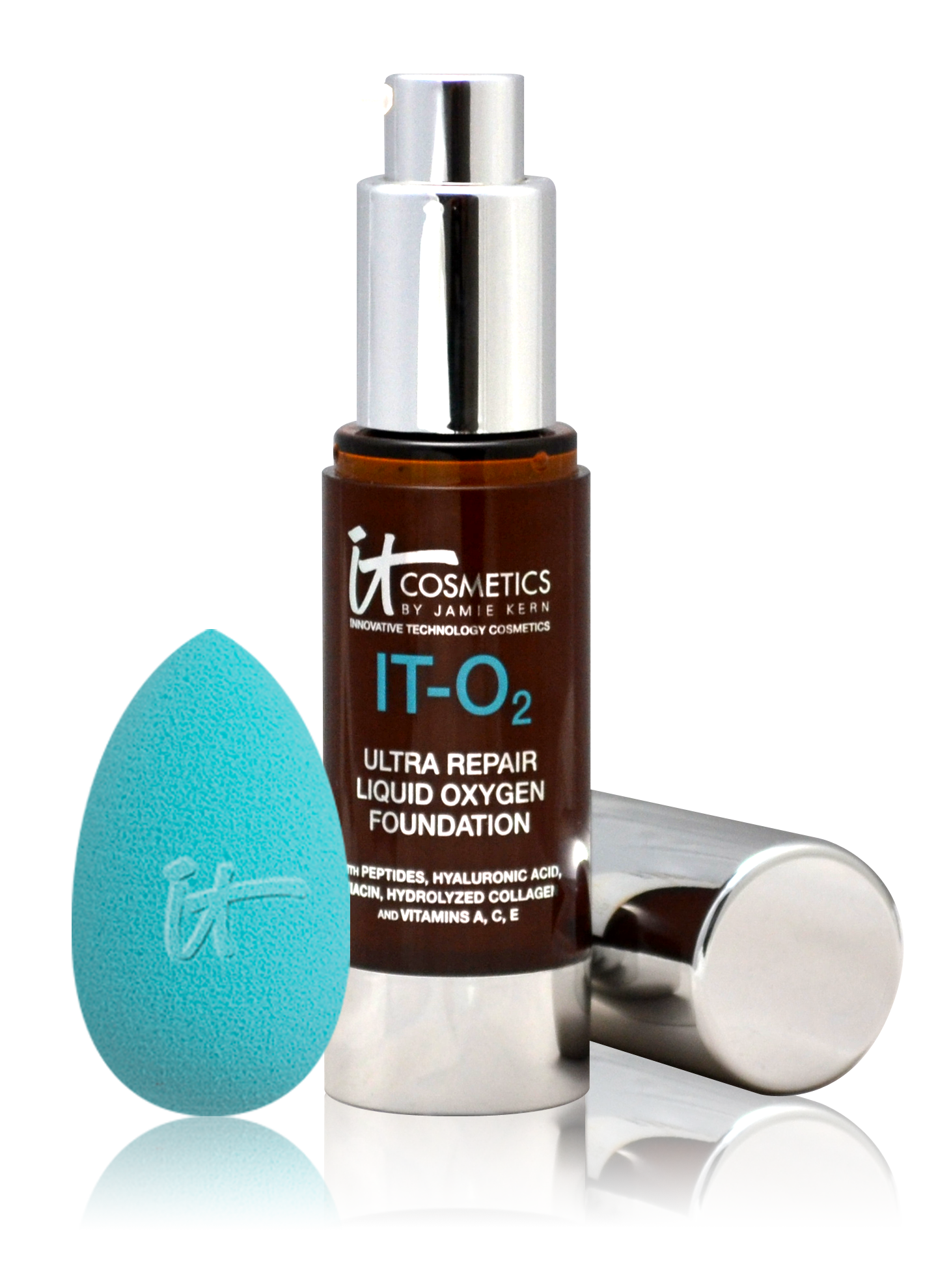 IT-02 Ultra Repair Liquid Oxygen Foundation by iT Cosmetics
