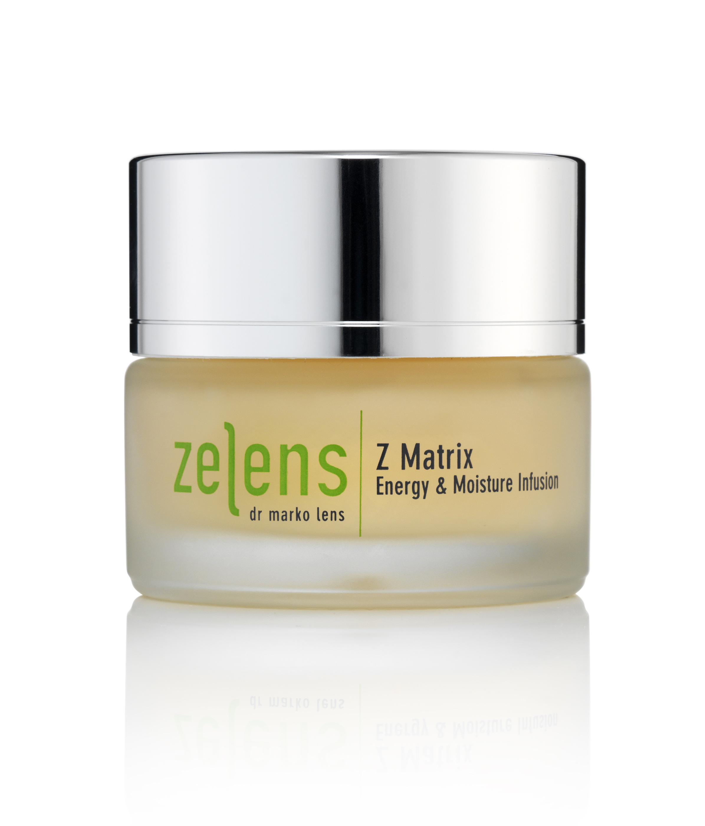 Intense Energy & Moisture Infusion with Z Matrix by Zelens