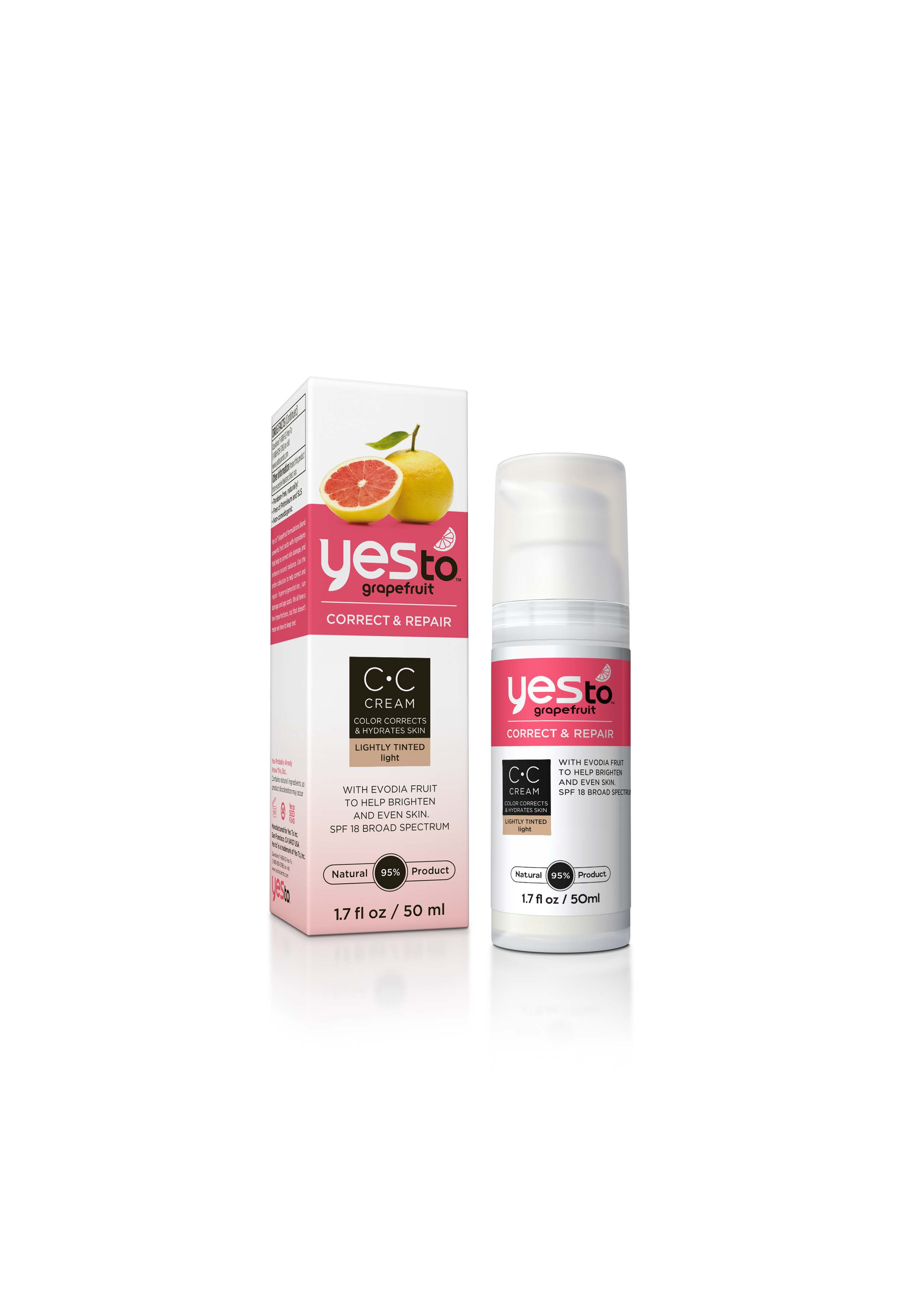 An Affordable CC Cream with all of the benefits by Yes to Carrots